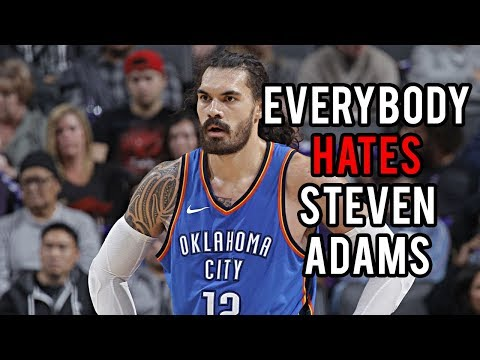Everybody HATES Steven Adams