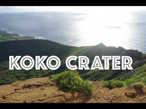 Hawaii Adventures: Koko Head Crater Trail