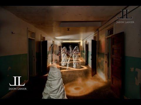 Trans Allegheny Lunatic Asylum Weston, WV Bridal Shoot Jason Lanier Photography