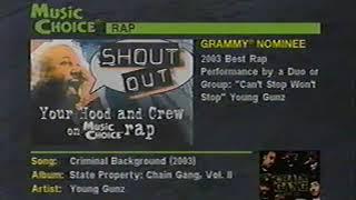 Music Choice 3-15-04