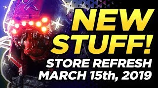 NEW Ranger and Storm Armor FINALLY | Featured Store Update 3/15 thumbnail