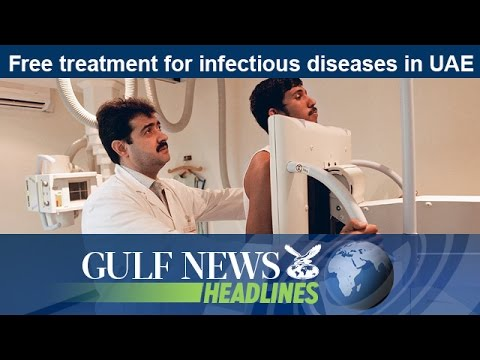 Free treatment for infectious diseases in UAE - GN Headlines