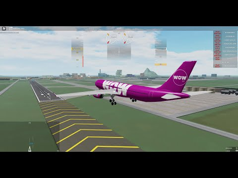 Roblox FLIGHTLINE - Open Beta How to takeoff and land perfectly.