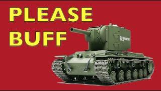 WOT - KV-2 Needs To Be Buffed | World of Tanks