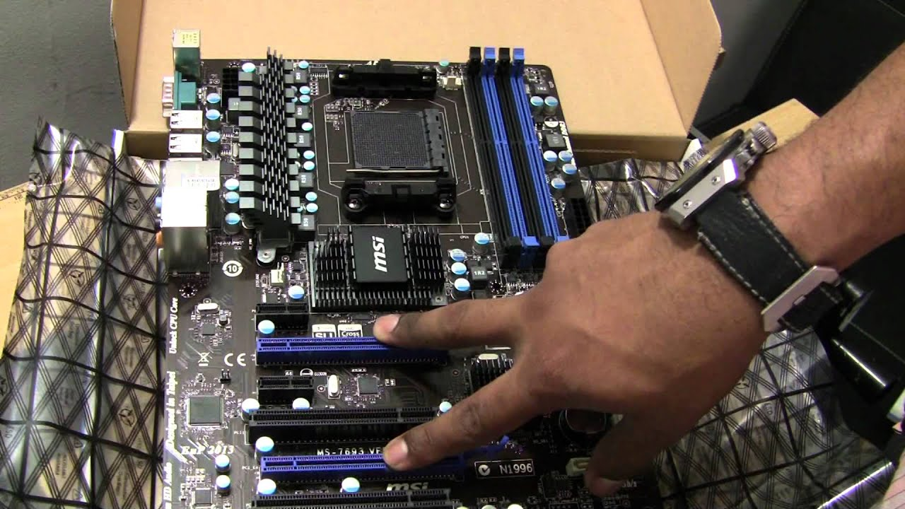 board msi 970a g46 para am3 fx chipset amd 970 youtube AMD Chipset Road Map 2014 Intel Chipset Architecture