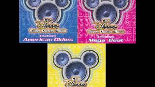 【作業用BGM】Club Disney Super Dancin` Mania ~ミックス~