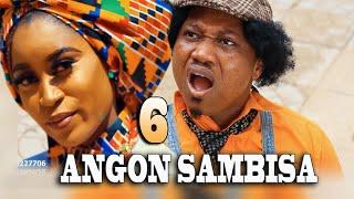 ANGON SAMBISA episode 6. (official Music) ft. Yamu Baba, Zainab Sambisa, Abubakar S. Shehu