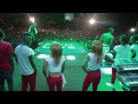 Diamond Platnumz (Dar es Salaam, Tanzania Live Concert) - 25th December 2014