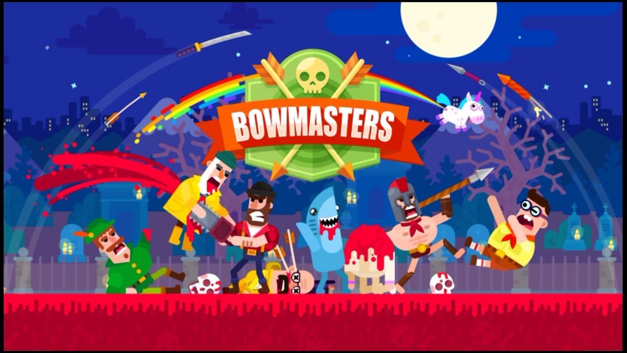 Bowmasters | gameplay walkthrough part 1 | Ahmad Gaming YT | android ios