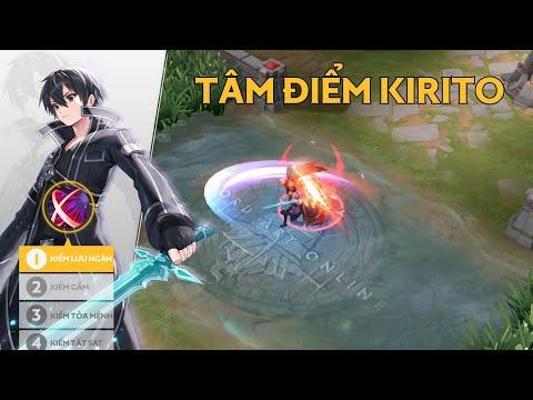 Tâm điểm trang phục Kirito Hắc kiếm sĩ | Sword Art Online - Garena Liên Quân Mobile