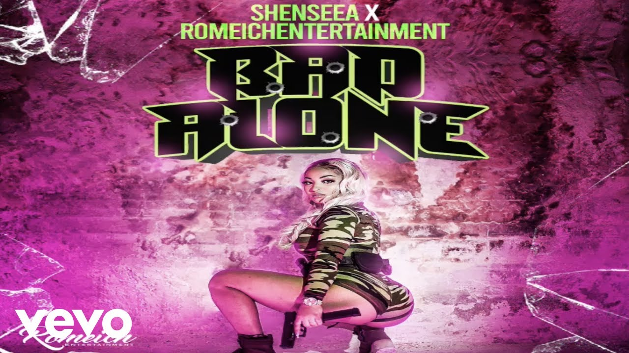 Shenseea – Bad Alone (Official Music Video)