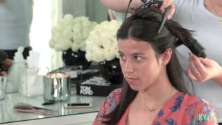 KYLIE'S CLIQUE: Victoria Gets Glam...Makeover Time!