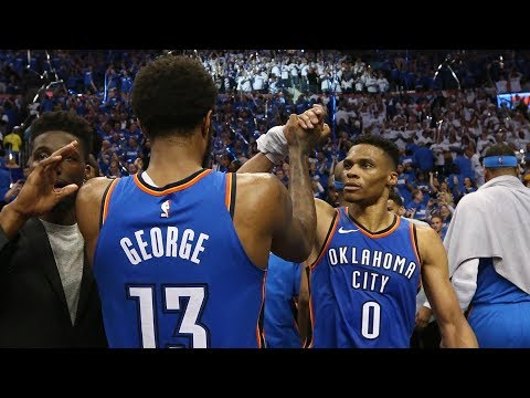 Paul George & Russell Westbrook Lead The Comeback In Game 5!