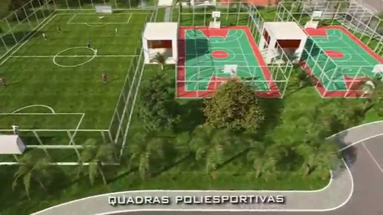 Download Tour Virtual Chcara Bonfim Condomnio Club  Ecocil  YouTube   HD 720p File2HD com