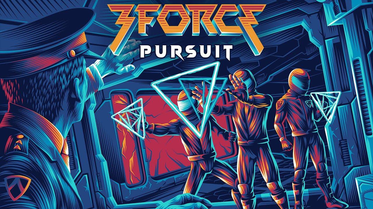 3FORCE - Pursuit