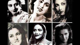 O Preetam Pyare Ameerbai Karnataki Film Leela (1947) Music C.Ramchandra.