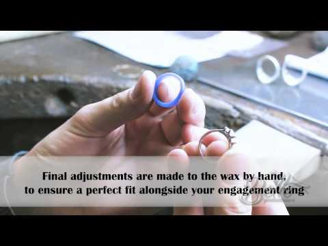 Charles Green Jewellers - Bespoke Wedding Ring Service