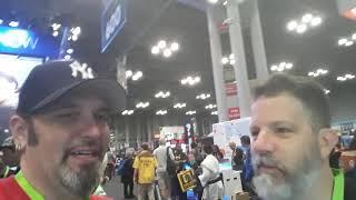 Brian Ozone interviews Brian Flynn of Super 7 Sunday at NYCC