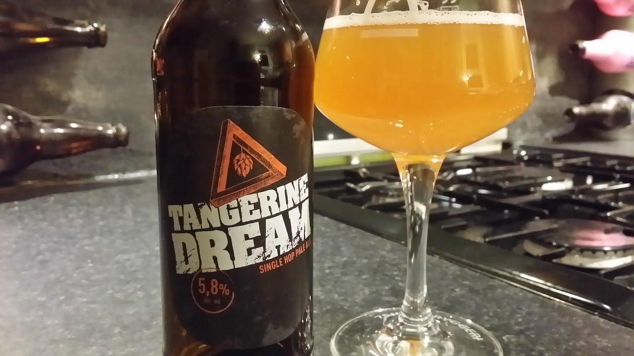 (4K) CraftWerk Brewing Tangerine Dream | German Craft Beer ...