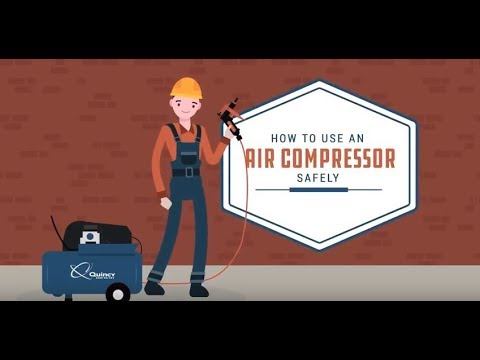 Air Compressor Safety | Working Safely with Compressed Air