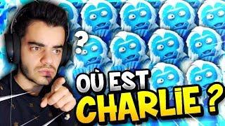 *NEW MODE DE JEU* OU EST CHARLIE SUR FORTNITE !! (EPISODE FINAL)