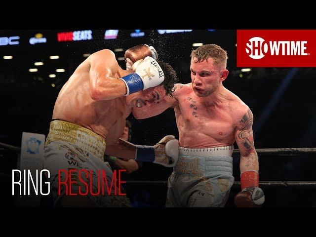 RING RESUME: Carl Frampton | SHOWTIME Boxing
