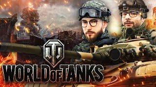 LES PIRES SOLDATS - World Of Tanks