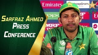 Sarfraz Ahmed press conference at Leeds | PCB
