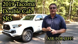 2019 Toyota Tacoma Double Cab SR5 Review