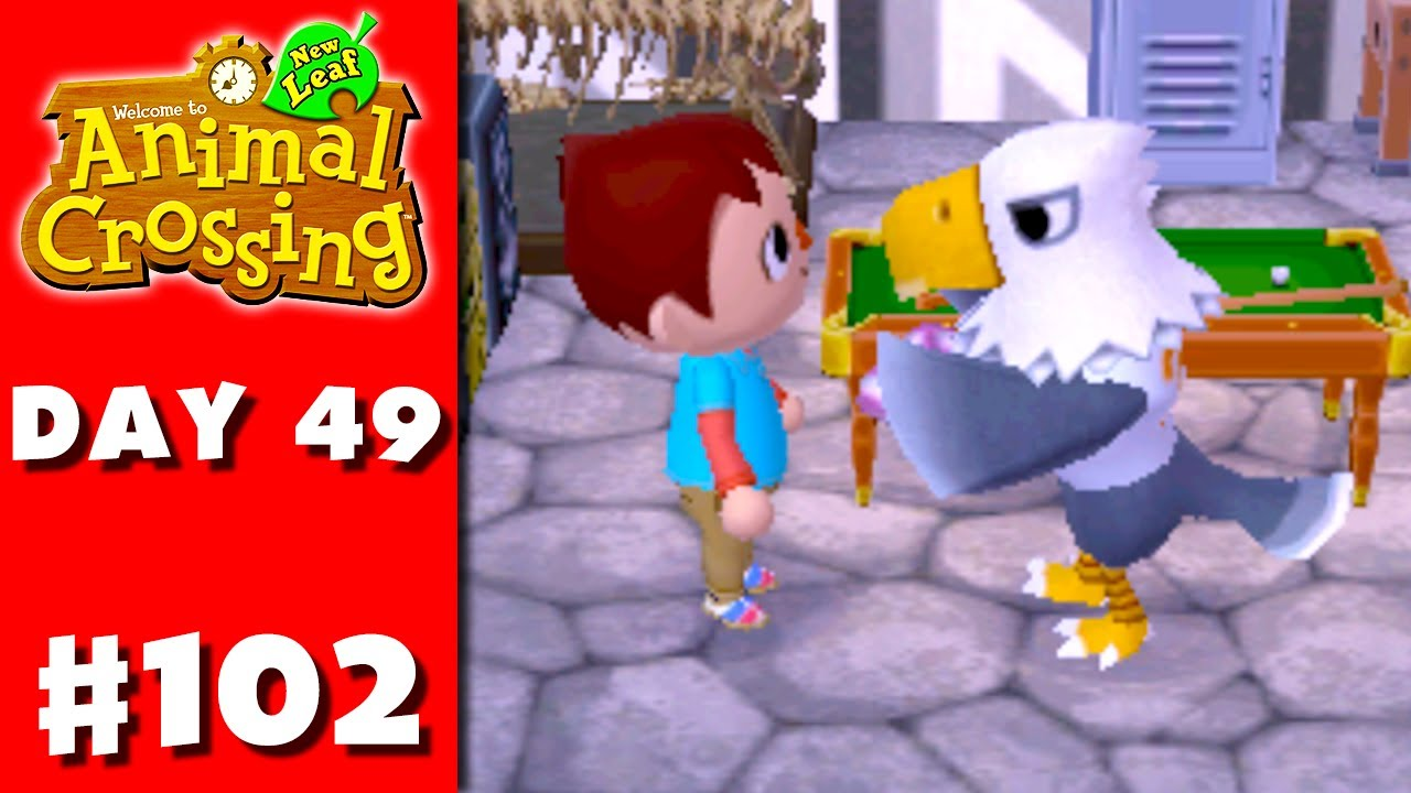 Apollo animal crossing Characters Animal Crossing New Leaf Part 102 Apollos Glove nintendo 3ds Gameplay Walkthrough Day 49 Youtube Rytirinfo Animal Crossing New Leaf Part 102 Apollos Glove nintendo 3ds