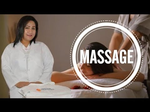 Basic Massage for Beginners - Hand, Arms, Chest, Neck, Nape, #forrelaxation #stressrelief