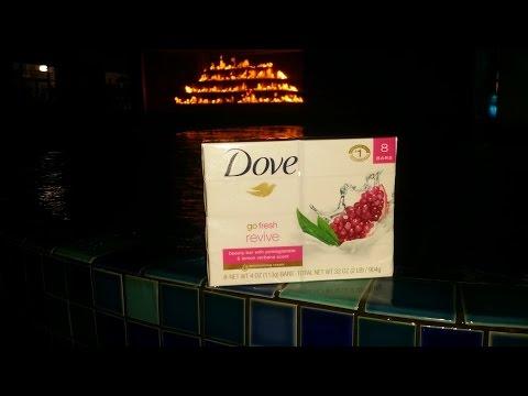 Dove go fresh revive, pomegranate and lemon verbena review .