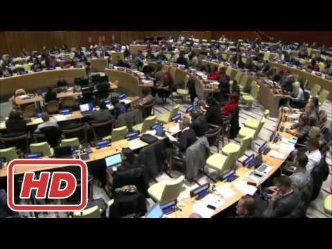 AHF at the UN Civil Society Hearing on AIDS