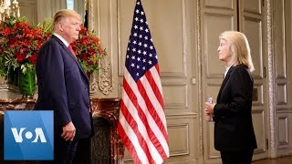 Highlights From Greta Van Susteren's Interview With President Trump