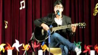 Để dành guitar - Hoc Vien Tai Chinh Ha Noi