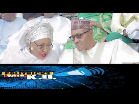AUDIO : @MBuhari sidelined those who worked for him - @aishambuhari to  @BBChausa
