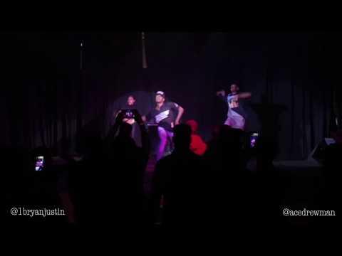 Trouble - Wildin' (ft. T.I.) [LIVE] VYBEZ   @1bryanjustin