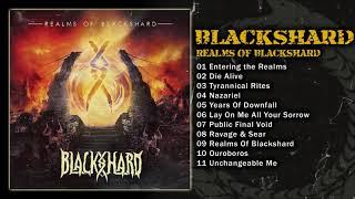 BLACKSHARD - Realms Of Blackshard [Full Album] - thrash metal