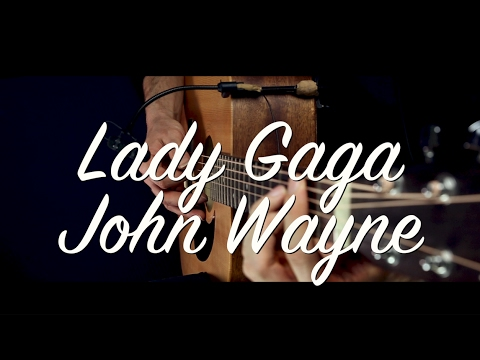 lady gaga john wayne guitar lesson guitar cover lady gaga john waynel guitar tutorial. Black Bedroom Furniture Sets. Home Design Ideas