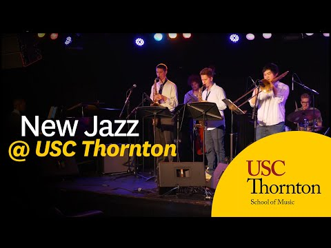 New Jazz @ USC Thornton