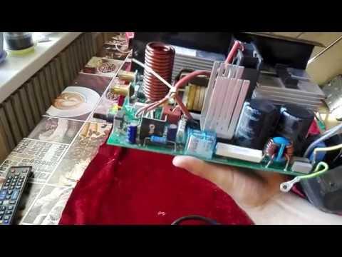 Видео ремонт инвертора