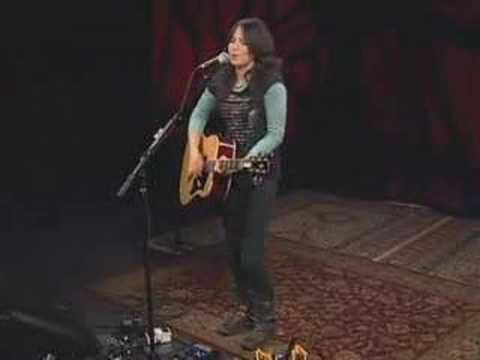 kt tunstall - black horse and the cherry tree (live)