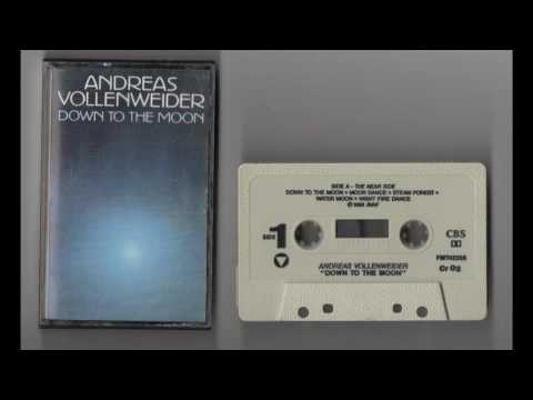 (1986) Andreas Vollenweider - Down To The Moon [Cassette Rip]