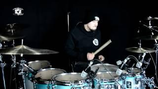 Nový bubeník Marpo & TroubleGang - Mikka Ronos