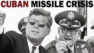 Cuban Missile Crisis   When WW3 Seemed Inevitable   Cold War Era Newsreel   1962