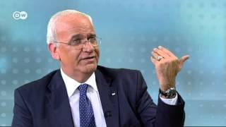 صائب عريقات لـDW: لن أترشح للرئاسة وأدعم مروان البرغوثي