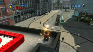 LEGO City Undercover - All 12 Vehicle Robbers Arrested
