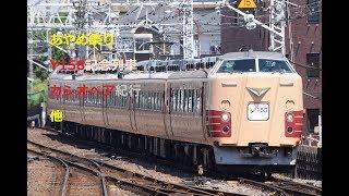 210 2017/05/27撮影 あやめ祭り Y158記念列車 カシオペア紀行他