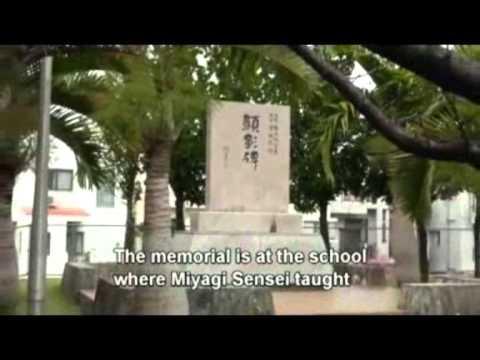 Chojun Miyagi Memorial