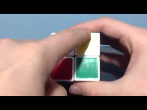 Cool tricks to do with a 2x2 Rubik's Cube